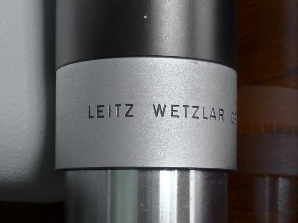 Lettz Wetzlar 6,3x oculair