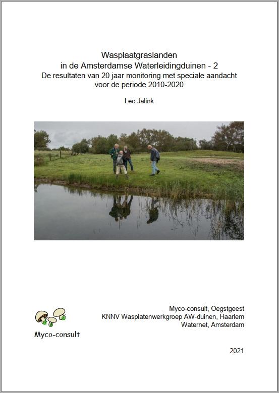 Rapport: Wasplaatgraslanden in de AWD